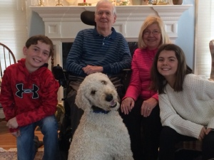 Wilson & family
